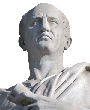 Büste Cicero