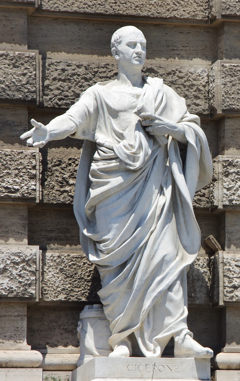 Cicero Statue (Rom)